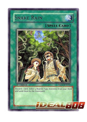 Snake Rain - TAEV-EN052 - Rare - Unlimited Edition