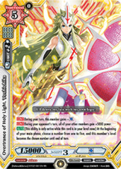 Overtrance of Holy Light, Yoshichika - BT02/001EN - SP (SIGNED FOIL)