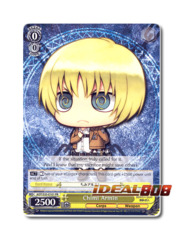 Chimi Armin [AOT/S35-E101 PR (Promo)] English