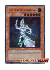 Cybernetic Magician - CRV-EN016 - Ultimate Rare - Unlimited Edition