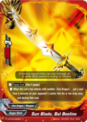 Sun Blade, Bal Beeline [D-BT03/0089EN C (FOIL)] English