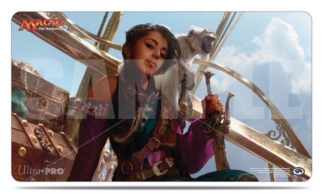 Magic: the Gathering Skyship Raider Kari Zev Aether Revolt