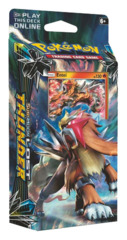 SM Sun & Moon - Lost Thunder (SM08) Pokemon Theme Deck - Entei