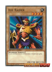 Axe Raider - SBAD-EN009 - Common - 1st Edition