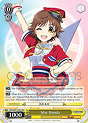 Mio Honda [IMC/W41-E001SP SP (SIGNED FOIL)] English
