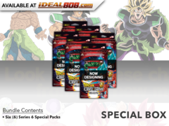 DBS-SP06 Destroyer Kings (English) Dragon Ball Super Special Pack Set Box [Contains 6 Sets]