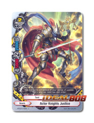 Actor Knights Justice - BT03/0102EN (C) Common