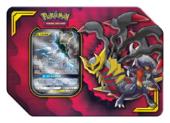 Power Partnership Pokemon Tin: Garchomp & Giratina GX