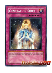 Generation Shift - SOI-EN055 - Common - 1st Edition