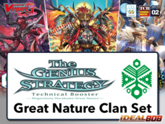 The GENIUS STRATEGY (G-TCB02) G-Technical