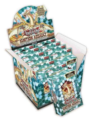 Ignition Assault Special Edition SE Box [10 SE Packs]
