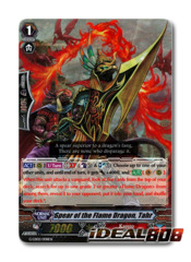 Spear of the Flame Dragon, Tahr - G-LD02/008EN - RRR