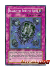 Eradicator Epidemic Virus - TDGS-ENSE1 - Super Rare - Limited Edition