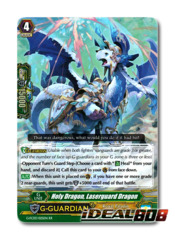 Holy Dragon, Laserguard Dragon - G-FC03/025 - RR