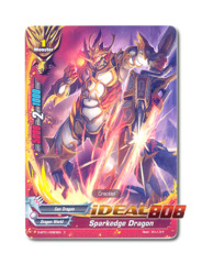 Sparkedge Dragon [D-BT01/0083EN C] English