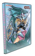 Yugioh Dark Magician Girl Dragon Knight - Konami Card 9-Pocket Portfolio Album [fits 180 cards]