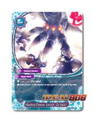 Hundred Demons Sorcery, Go Away! [H-BT03/0098EN C] English Foil