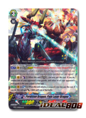 Perdition Dragon, Pain Laser Dragon - BT17/S02EN - SP