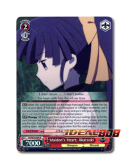 Maiden's Heart, Akatsuki [LH/SE20-E09 R (FOIL)] English