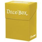 Ultra Pro Deck Box - Yellow (#82476)