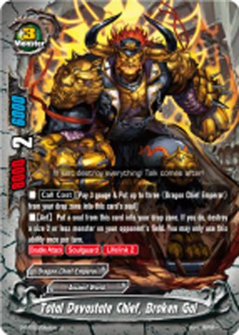 Total Devastate Chief, Broken Gai [D-BT02/0062EN U] English