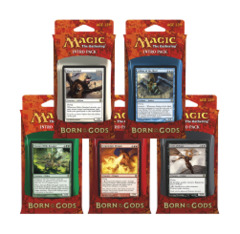 Magic Born of the Gods All 5 Intro Packs