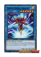 Cyber Angel Idaten - LED4-EN019 - Common - 1st Edition