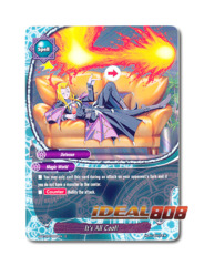 It's All Cool! [H-BT03/0099EN C] English Foil
