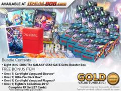 CFV-G-EB03 Bundle (C) Gold - Get x8 The GALAXY STAR GATE Booster Box + FREE Bonus Items * PRE-ORDER Ships Feb.23