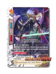 One-Eyed Demon Lord, Keith Wanaid - BT03/0064EN (U) Uncommon