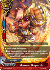 Powered Dragon Jr. [D-BT04/0052EN U] English
