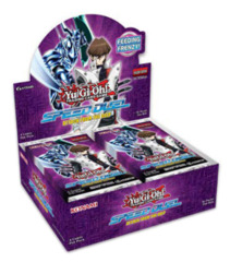 Attack from the Deep (1st Edition) Yugioh Speed Duel Booster Box [36 Packs]