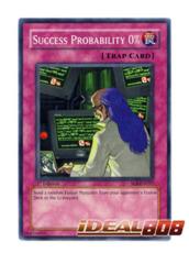 Success Probability 0% - SOI-EN057 - Common - 1st Edition