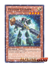Photon Crusher - SP14-EN008 - Starfoil Rare - 1st Edition
