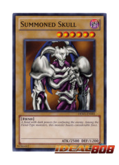 Summoned Skull - DEM1-EN001 - Common