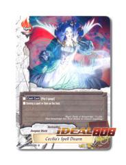 Cecilia's Spell Disarm - BT03/0066EN (U) Uncommon