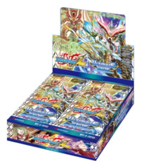 BFE-S-CBT03 Ultimate Unite (English) Future Card Buddyfight Ace Climax Booster Box * PRE-ORDER Ships Feb.28