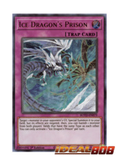 Ice Dragon's Prison - ROTD-EN079 - Ultra Rare - 1st Edition