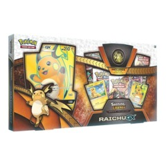 Pokemon Shining Legends Raichu GX Special Collection