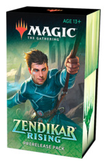 [PRE-RELEASE] Zendikar Rising Prerelease Kit + 2 ZNR Draft Booster Packs (HAWAII RESIDENTS ONLY!!!)