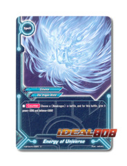 Energy of Universe [H-BT04/0102EN C] English