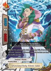 Self-Proclaimed Healing Alchemist, Kabala [X2-BT01A-D/0005EN C (Regular)] English