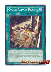 Cyber Repair Plant - SDCR-EN019 - Common - 1st Edition