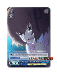 Maiden's Heart, Minori [LH/SE20-E41 C (FOIL)] English