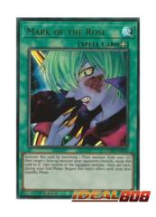 Mark of the Rose - DUPO-EN056 - Ultra Rare - 1st Edition