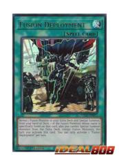 Fusion Deployment - ETCO-EN071 - Ultra Rare - 1st Edition