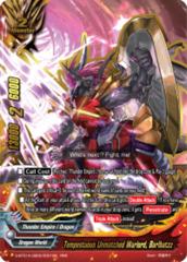 Tempestuous Unmatched Warlord, Barlbatzz [S-BT01A-UB03/0001EN RRR (FOIL)] English