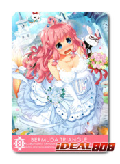 Bermuda Triangle - Clan Card - Magical Charge, Vita - G-CB03