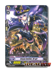 Steam Battler, Ul-gir - G-TD06/009EN - TD (common ver.)