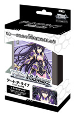 Date A Live | デート・ア・ライブ (Japanese) Weiss Schwarz Trial Deck+ (Plus)